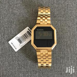 Nixon Re Run All Gold