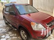Honda CR-V 2005 200i i-VTEC 4x4 Red | Cars for sale in Greater Accra, Achimota