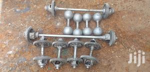 Ghana Made Dumbbell   Sports Equipment for sale in Eastern Region, Akuapim South