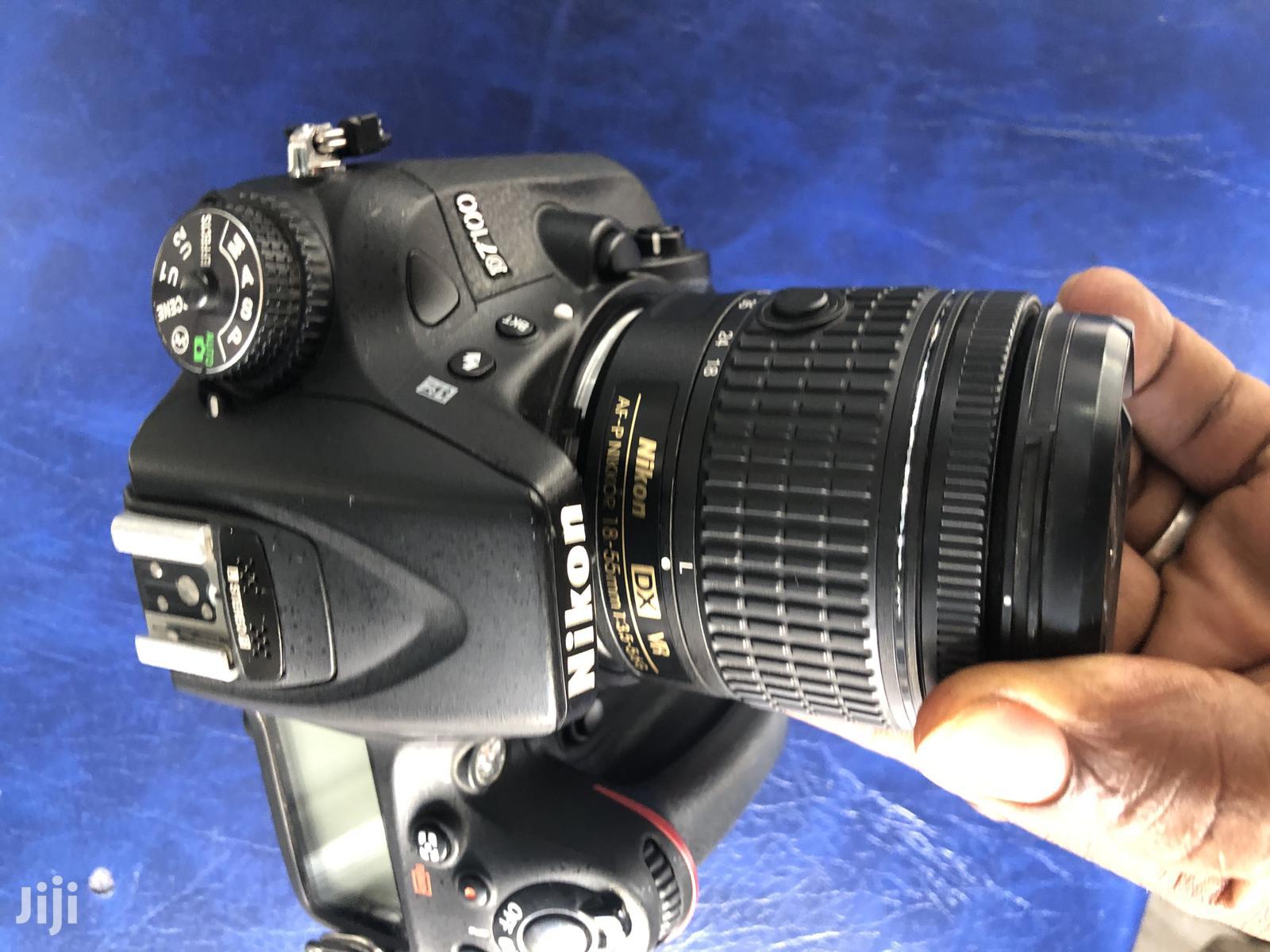 Nikon 70001 Very Net Camera as U.K Use. | Photo & Video Cameras for sale in Kokomlemle, Greater Accra, Ghana