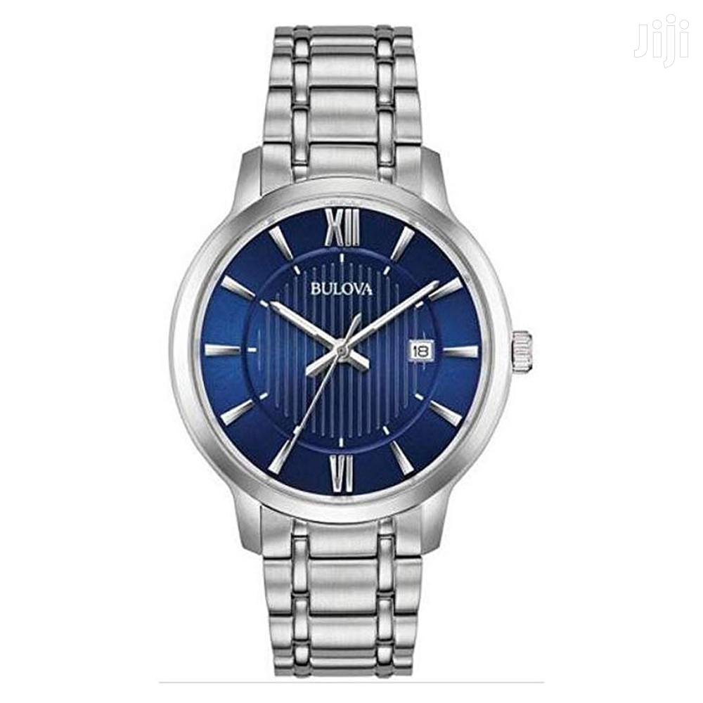 Bulova (Blue Dial) 40mm | Watches for sale in East Legon, Greater Accra, Ghana