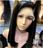 Indian Remy Wig Cap 100% Virgin Human Hair   Hair Beauty for sale in Greater Accra, Darkuman