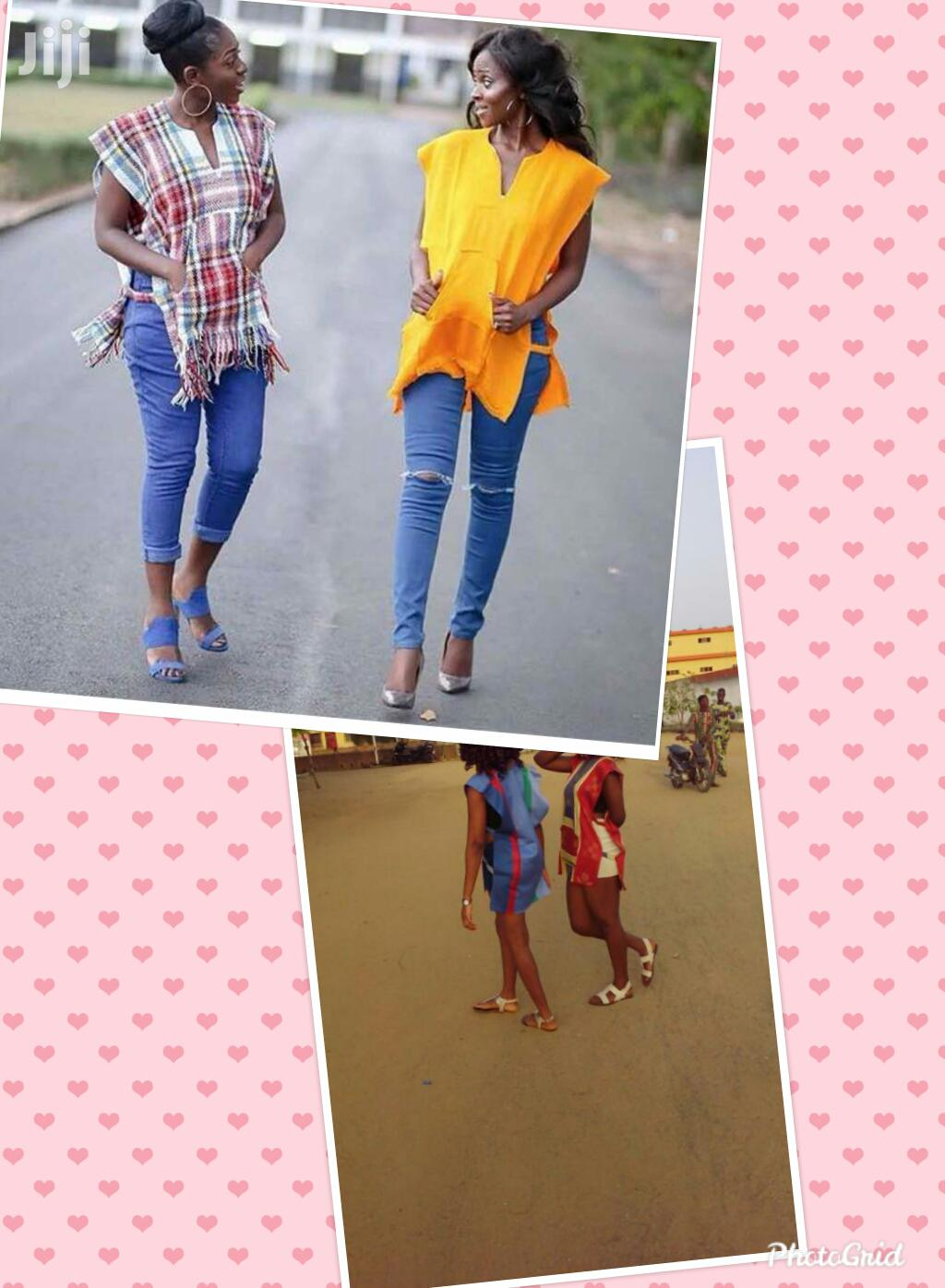 Qowa African Tops | Clothing for sale in Kumasi Metropolitan, Ashanti, Ghana