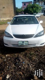 Toyota Camry 2002 300 GLX Automatic White   Cars for sale in Greater Accra, Mataheko