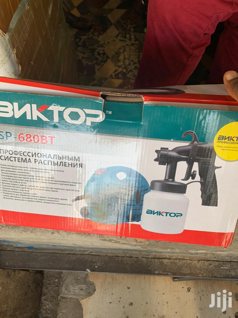 Electronic Spray Machine From Russia 🇷🇺   Electrical Tools for sale in Abelemkpe, Greater Accra, Ghana