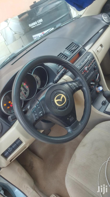 Archive: Mazda 3 2008 2.0i Touring Blue
