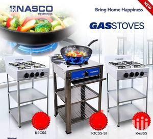 Nasco Gas Stove 4 Burner