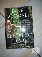 Seeds Of A Hope By Jane Goodall; Practical Knowledge In Botany | Books & Games for sale in Greater Accra, Ga South Municipal