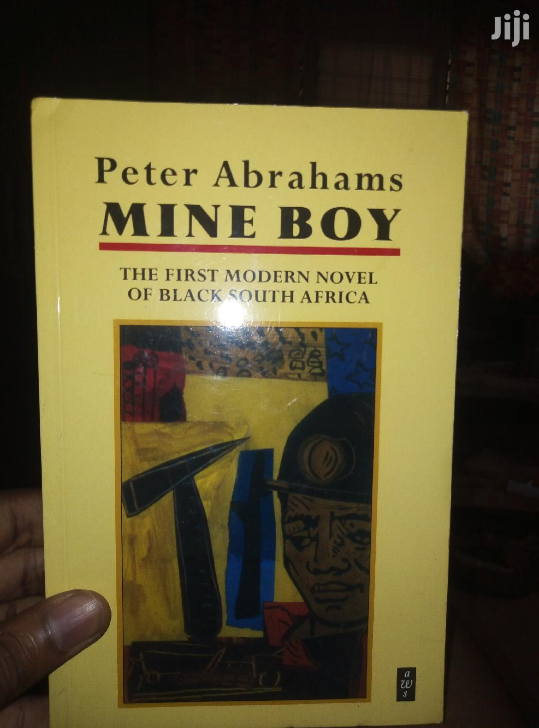 Archive: Mine Boy By Peter Abrahams