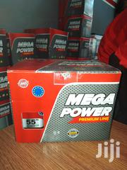 Car Battery 13 Plate(Mega 55ah)   Vehicle Parts & Accessories for sale in Greater Accra, Accra Metropolitan