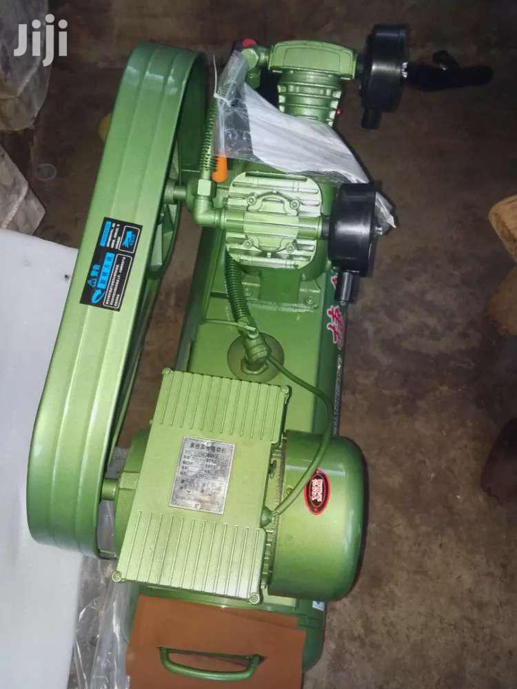 Archive: Air Compressor