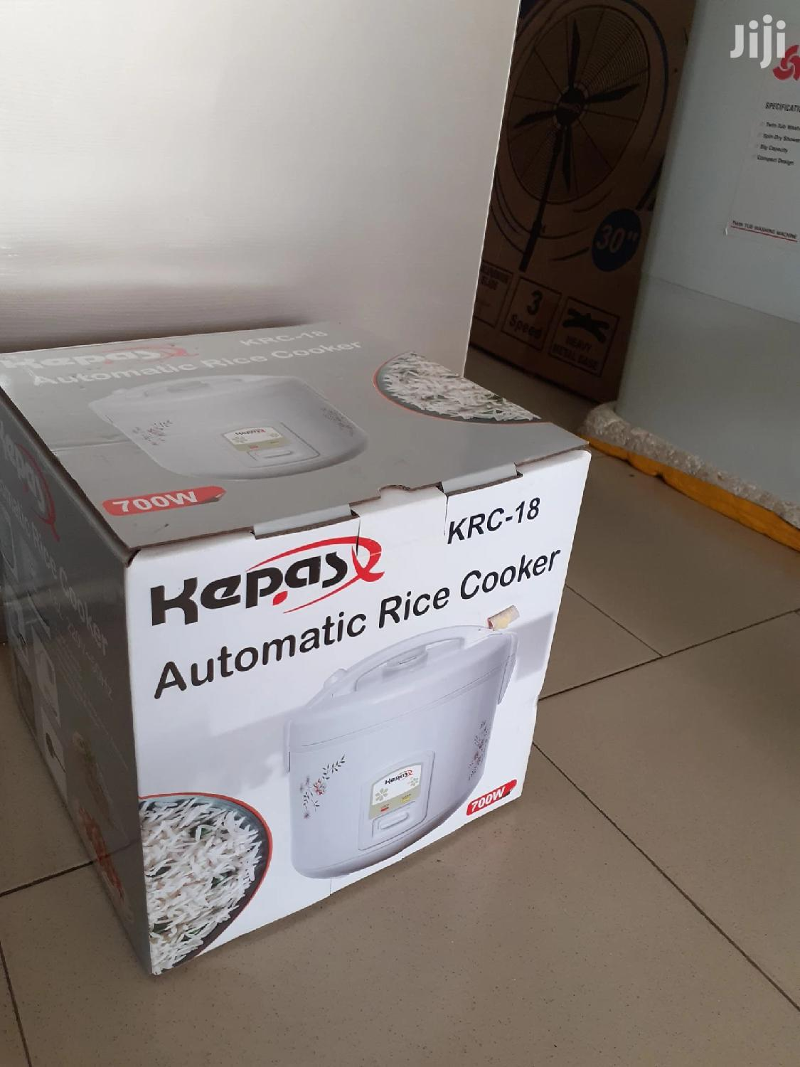Automatic Rice Cooker 1.8 L- Kepas