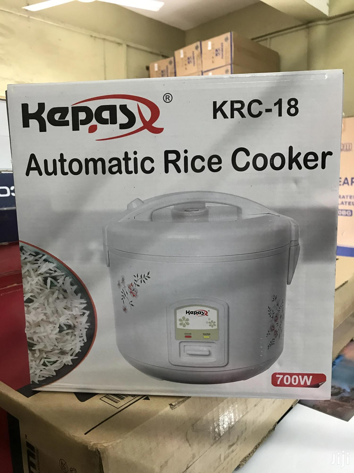 Kepas 1.8lts Automatic Rice Cooker