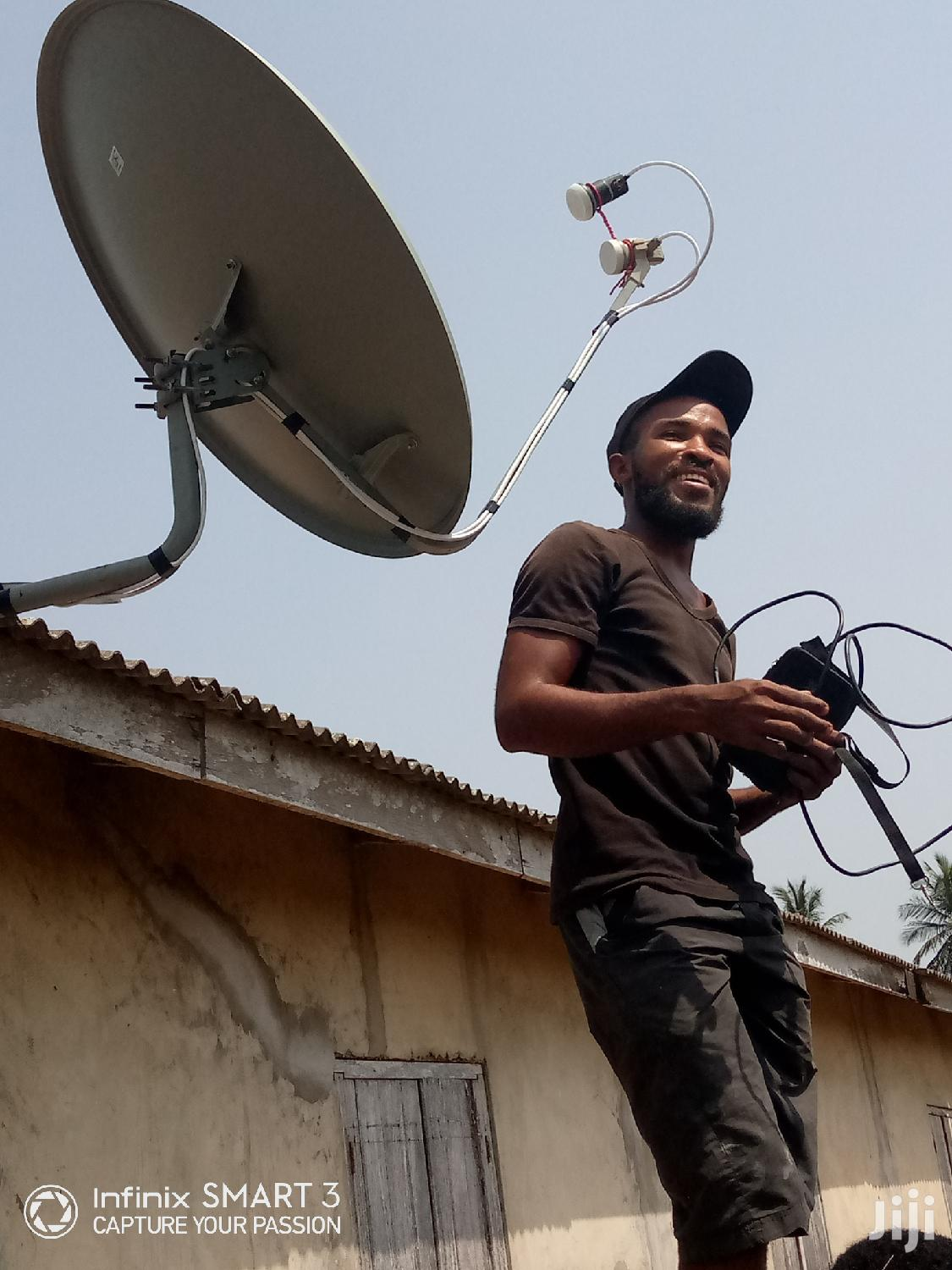 All Kinds Of Satellite Installation | Building & Trades Services for sale in Keta Municipal, Volta Region, Ghana