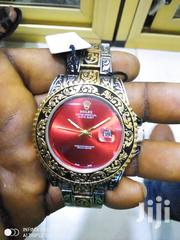Rolex Date Just Red Dial Watch | Watches for sale in Ashanti, Kumasi Metropolitan