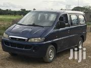 Hyundai H1 2001 Blue | Buses & Microbuses for sale in Eastern Region, Lower Manya Krobo