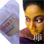 Turmeric Magic Face Mask And Face Scrub | Skin Care for sale in Greater Accra, Ledzokuku-Krowor