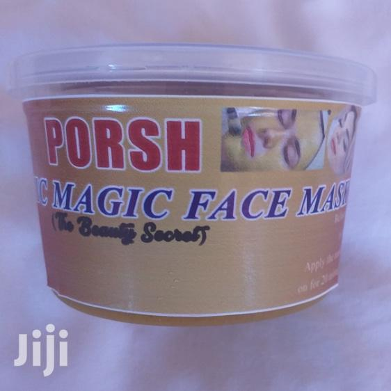 Archive: Turmeric Magic Face Mask And Face Scrub
