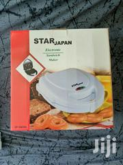 Star Japan Electronic Sandwich Maker | Kitchen Appliances for sale in Greater Accra, Ga South Municipal