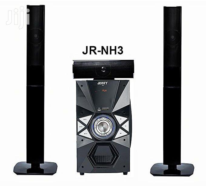 Jerry Power Home Theater Set - Brand New