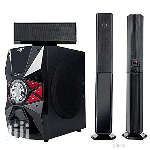 Jerry Power Home Theater Set - Brand New | Audio & Music Equipment for sale in South Shiashie, Greater Accra, Ghana
