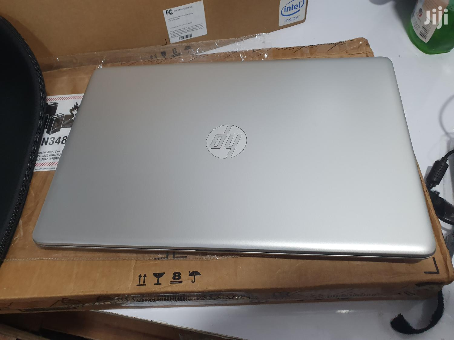 New Laptop HP Pavilion 15 4GB Intel Core I3 SSHD (Hybrid) 1T | Laptops & Computers for sale in East Legon (Okponglo), Greater Accra, Ghana