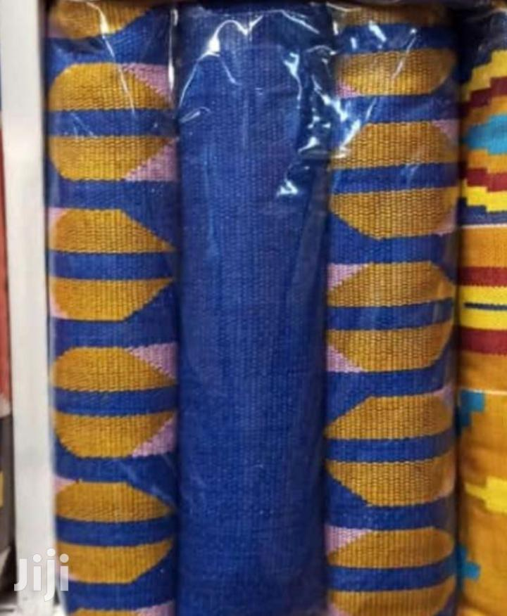 Kente From Bonwire And Ntonso