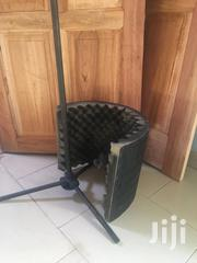 Studio Microphone Stand And Shield | Accessories & Supplies for Electronics for sale in Greater Accra, Darkuman