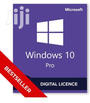 Microsoft Windows 10 Pro Genuine Keys: Volume License Key | Software for sale in Greater Accra, Accra Metropolitan