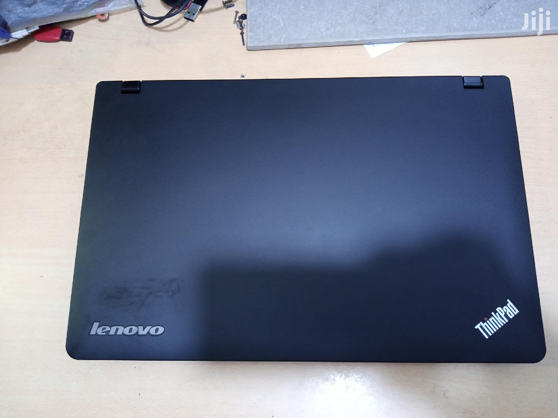 Archive: Laptop Lenovo ThinkPad Edge E520 4GB Intel Core I5 HDD 500GB