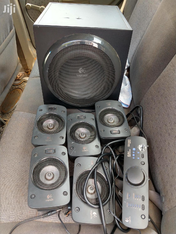 Archive: Logitech Z906 Speakers