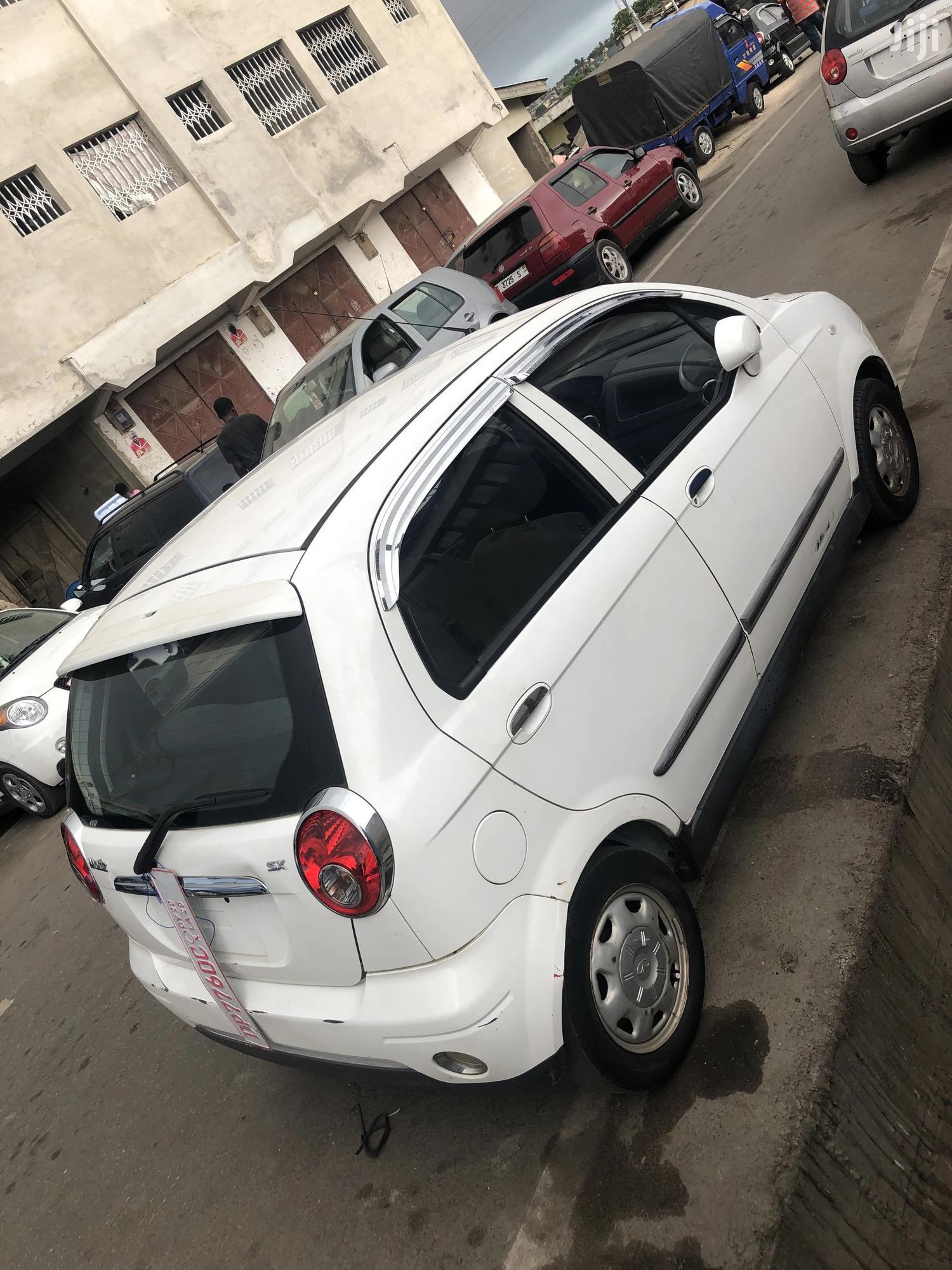 Daewoo Matiz 2009 White | Cars for sale in Abossey Okai, Greater Accra, Ghana