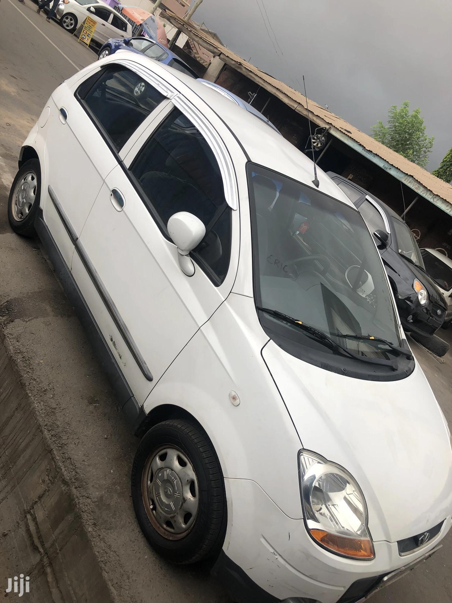 Daewoo Matiz 2009 White