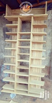 Fully Wooden Shoe Stand And Rack | Furniture for sale in Ashanti, Kumasi Metropolitan