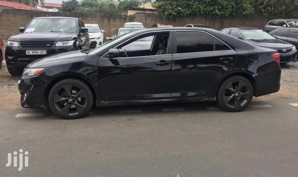 Toyota Camry 2013 Black | Cars for sale in Accra Metropolitan, Greater Accra, Ghana
