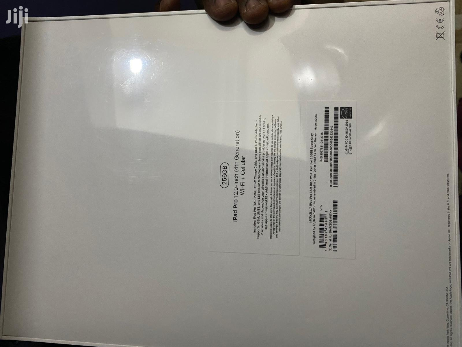 New Apple iPad Pro 12.9 256 GB Black | Tablets for sale in East Legon, Greater Accra, Ghana