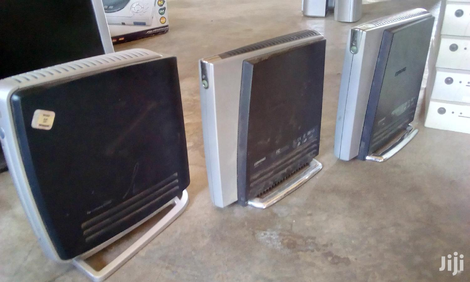 """19"""", 17"""", 15"""" LCD Computer Monitors Fairly Used Nec, Dell. Belinea   Computer Monitors for sale in Ga East Municipal, Greater Accra, Ghana"""