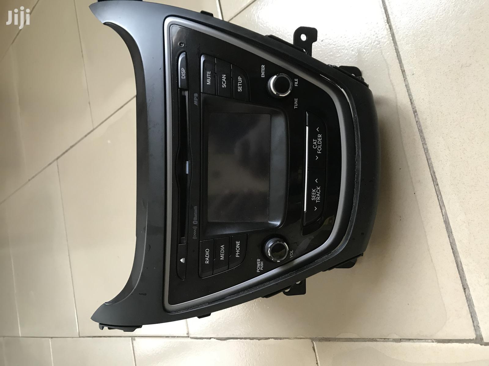 Car Tape for Hyundai Elantra 2014 With Reverse Camera