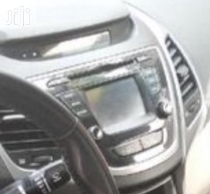 Car Tape for Hyundai Elantra 2014 With Reverse Camera   Vehicle Parts & Accessories for sale in Teshie-Nungua Estates, Greater Accra, Ghana