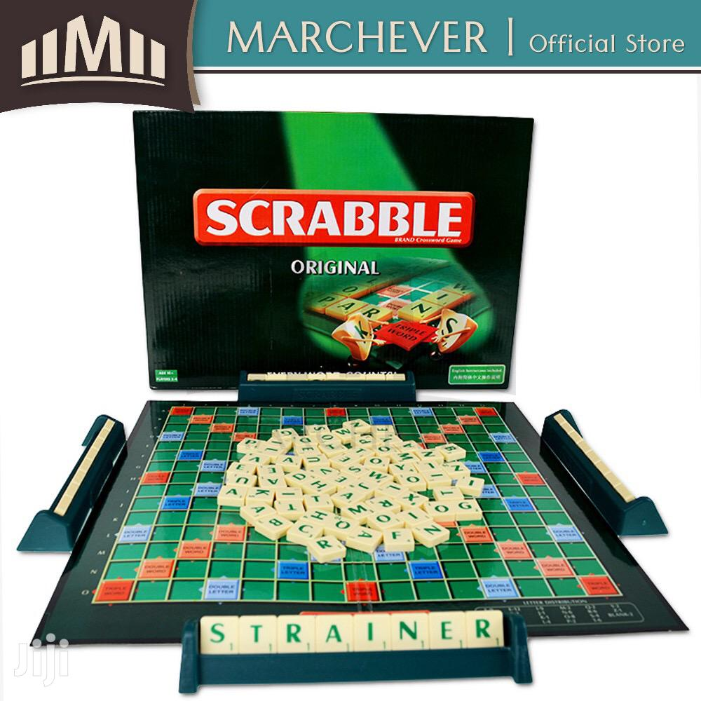 Original Scrabbles. (Small And Big Size Available)