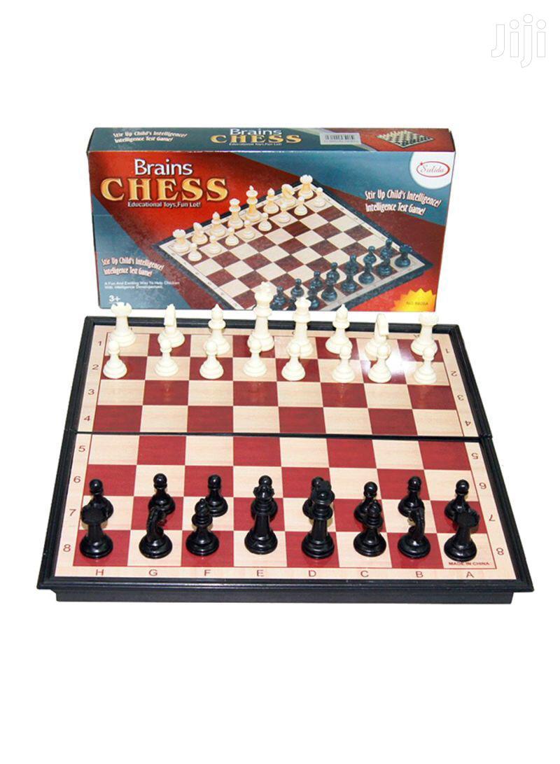 Archive: Original Chess Board Game