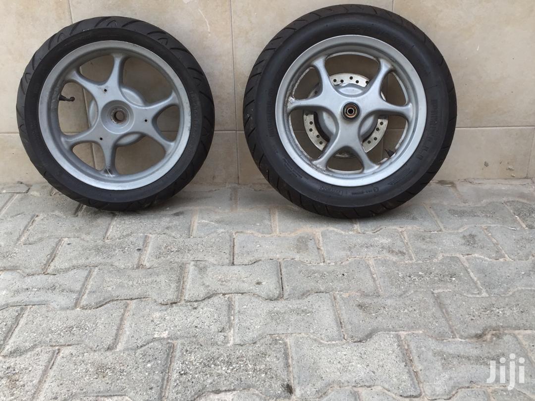 Motor Tyre