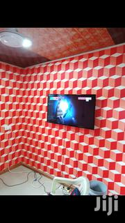 Original 3D Wall Paper Finishings At Cool Price | Building Materials for sale in Greater Accra, Dansoman