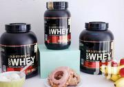 Gold Standard Whey Weight Gain/ Muscles Protein Powder | Vitamins & Supplements for sale in Greater Accra, Kokomlemle