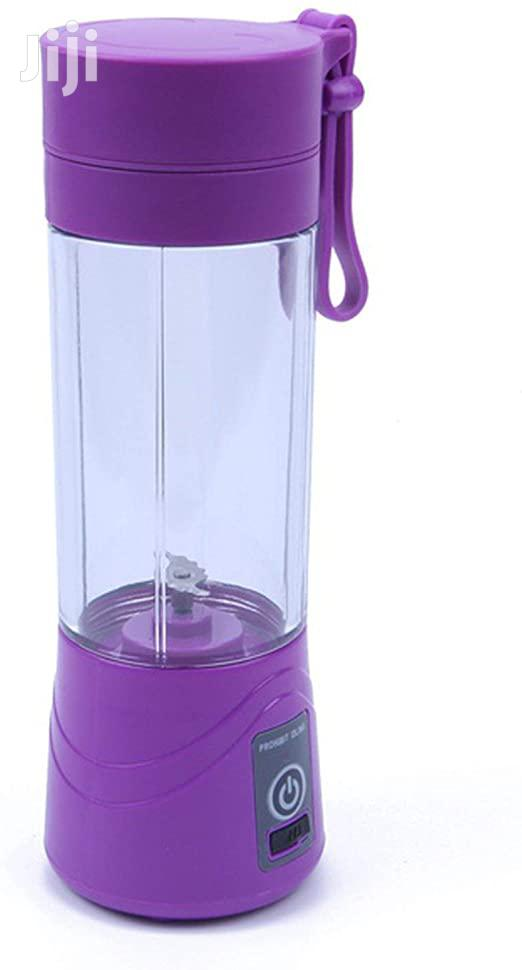 USB Rechargeable Juicer Blender - 380ml