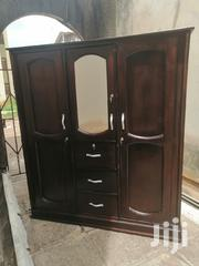 Strong Wood Wardrobe | Furniture for sale in Greater Accra, Adenta Municipal