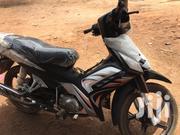 Haojue HJ110-5 2019 Black | Motorcycles & Scooters for sale in Upper West Region, Wa Municipal District