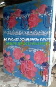 """New Mattress- 10"""" Double   Furniture for sale in Greater Accra, South Kaneshie"""