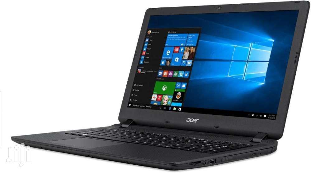 Acer Laptop ES 15 Freshinbox 15.6' 500HDD 4gig Ram Window10 | Laptops & Computers for sale in Darkuman, Greater Accra, Ghana
