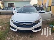 Honda Civic 2017 EX 4dr Sedan (2.0L 4cyl) White | Cars for sale in Greater Accra, Accra Metropolitan